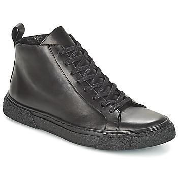 Schuhe Herren Sneaker High André RADAR Schwarz