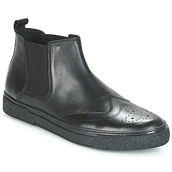 Schuhe Herren Boots André OASIS Schwarz