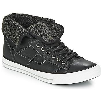 Schuhe Herren Sneaker High André CONDOR Schwarz