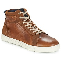 Schuhe Herren Sneaker High André RANDONNEUR Braun