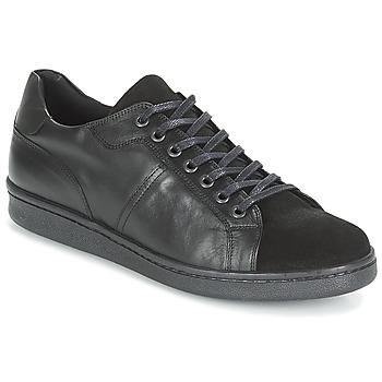 Schuhe Herren Sneaker Low André AURELIEN Schwarz