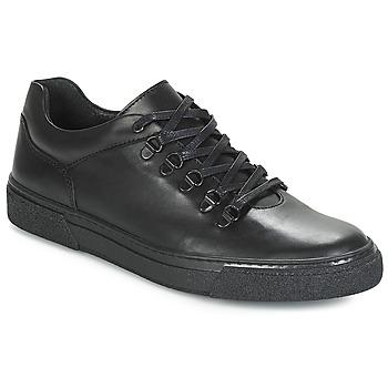 Schuhe Herren Sneaker Low André RIAD Schwarz