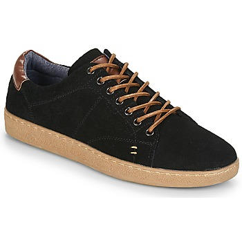 Schuhe Herren Sneaker Low André LENNO Schwarz