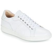 Schuhe Herren Sneaker Low André AURELIEN Weiss