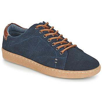 Schuhe Herren Sneaker Low André LENNO Marine