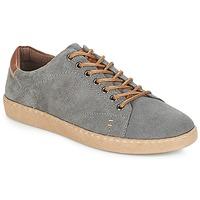 Schuhe Herren Sneaker Low André LENNO Grau