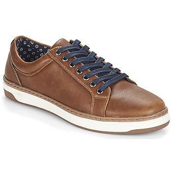 Schuhe Herren Sneaker Low André NIELD Braun