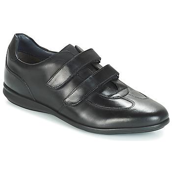 Schuhe Herren Sneaker Low André FACILE Schwarz