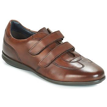 Schuhe Herren Sneaker Low André FACILE Braun