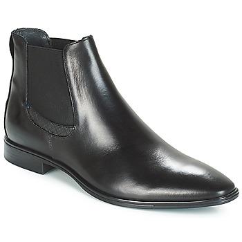 Schuhe Herren Boots André ETNA Schwarz