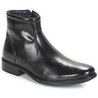 Schuhe Herren Boots André BOULE Schwarz