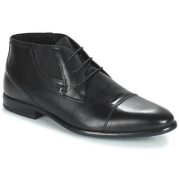 Schuhe Herren Boots André MARCO Schwarz