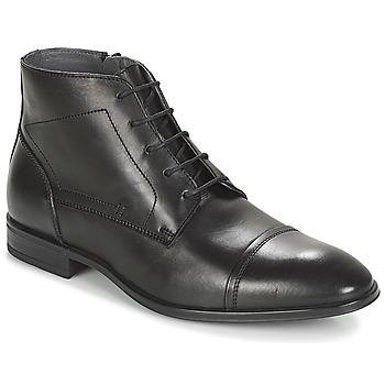 Schuhe Herren Boots André AXOR Schwarz