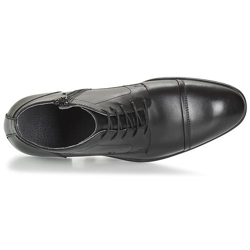 André AXOR Schwarz  Schuhe Stiefel Stiefel Stiefel Herren 0682da