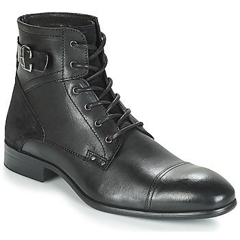 Schuhe Herren Boots André PHILIPPE Schwarz