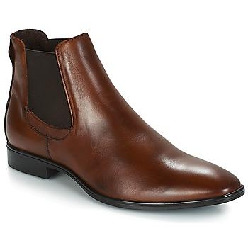 Schuhe Herren Boots André ETNA Braun