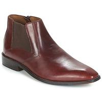 Schuhe Herren Boots André FLORIAN Braun