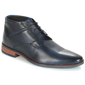 Schuhe Herren Boots André PILOTE Blau