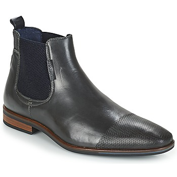 Schuhe Herren Boots André PLEO Grau