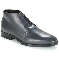 Schuhe Herren Boots André ALGAR Grau