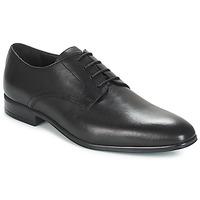 Schuhe Herren Derby-Schuhe André PIZZO Schwarz