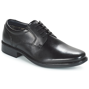 Schuhe Herren Derby-Schuhe André BULLDOG Schwarz