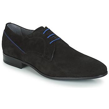 Schuhe Herren Derby-Schuhe André BARI Schwarz