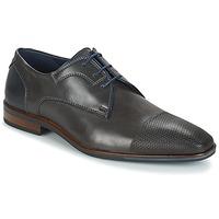 Schuhe Herren Derby-Schuhe André LULU Grau