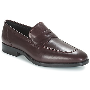 Schuhe Herren Slipper André MOC Bordeaux