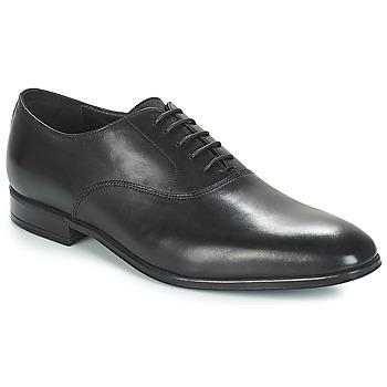 Schuhe Herren Richelieu André PALERMO Schwarz