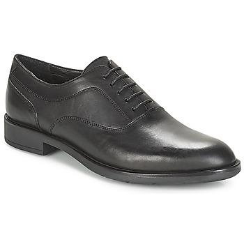 Schuhe Herren Richelieu André LORETO Schwarz