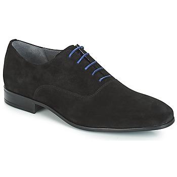 Schuhe Herren Richelieu André BRINDISI Schwarz
