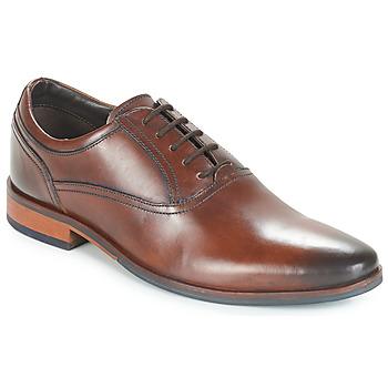 Schuhe Herren Richelieu André LISTING Braun