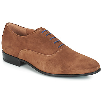 Schuhe Herren Richelieu André BRINDISI Braun