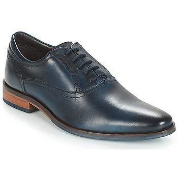 Schuhe Herren Richelieu André LISTING Blau