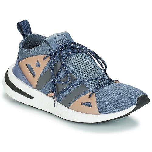 adidas Originals ARKYN W Grau / Beige  Schuhe Sneaker Low Damen 103,96