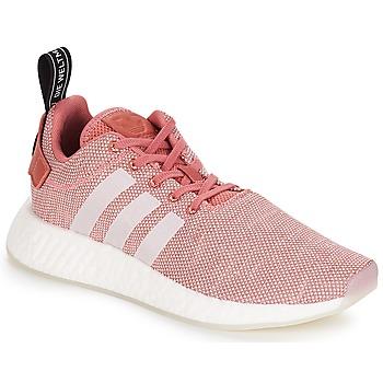 Schuhe Damen Sneaker Low adidas Originals NMD R2 W Rose