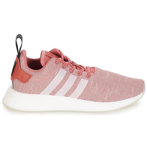 new style b28cb 1b28e adidas Originals NMD R2 W Rose Originals Schuhe Sneaker Low ...