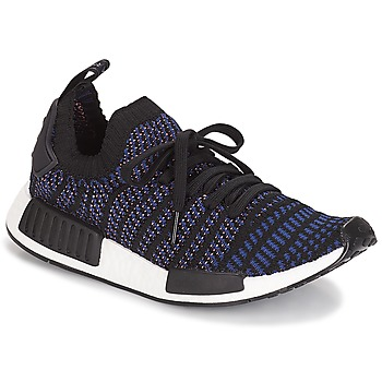 Schuhe Damen Sneaker Low adidas Originals NMD R1 STLT PK W Schwarz