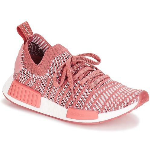 adidas Originals NMD R1 STLT PK W Rose  Schuhe Sneaker Low Damen 143,96