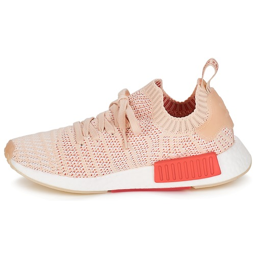 Adidas Originals NMD NMD NMD R1 STLT PK W Weiss  Schuhe Sneaker Niedrig Damen 143,96 33acdc