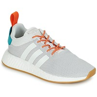 Schuhe Sneaker Low adidas Originals NMD R2 SUMMER Grau