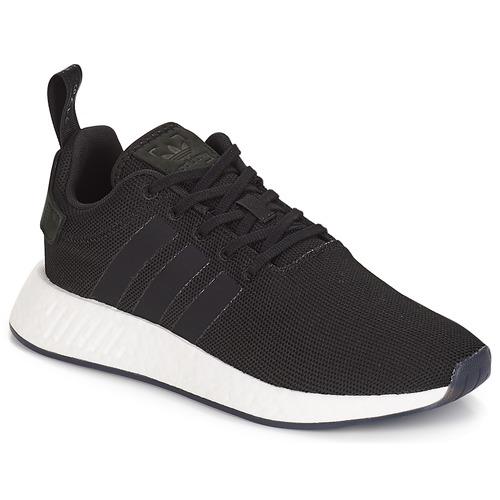 adidas Originals NMD R2 Schwarz  Schuhe Sneaker Low  111,96