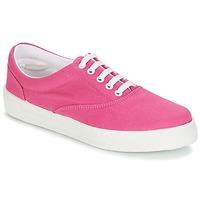 Schuhe Damen Sneaker Low André BRITNEY Rose