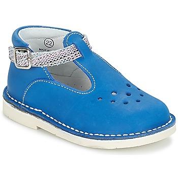 Schuhe Mädchen Ballerinas André LE SABLIER Blau