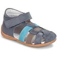 Schuhe Jungen Sandalen / Sandaletten André LES PRALINES Blau