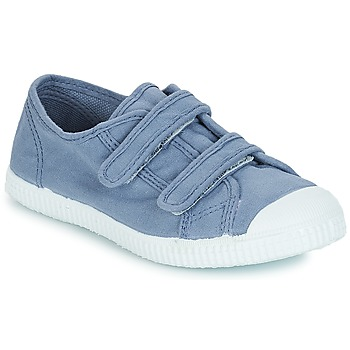 Schuhe Kinder Sneaker Low André LITTLE SAND Blau
