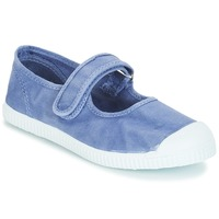 Schuhe Mädchen Ballerinas André LA BLEUETTE Blau