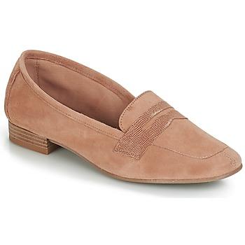 Schuhe Damen Slipper André NAMOURS Beige