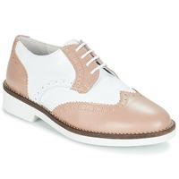 Schuhe Damen Derby-Schuhe André CASPER Beige